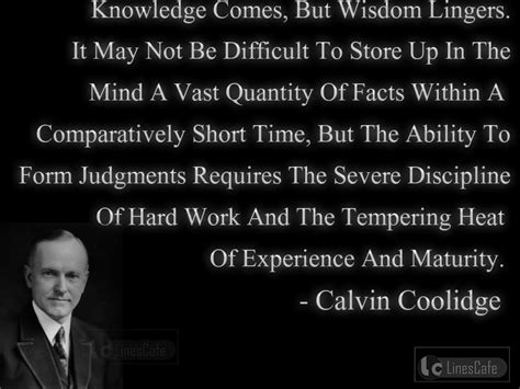 calvin coolidge quotes us president calvin coolidge top best quotes with