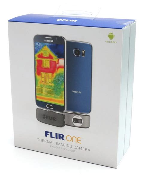 thermal imaging flir flir one thermal imaging review the gadgeteer
