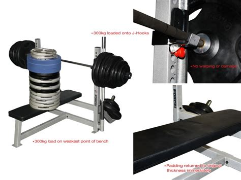 olympic bench press equipment fixed olympic bench press force usa gym equipment