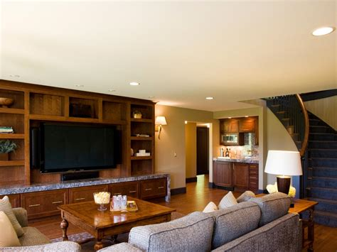 media rooms with small bar media room decorating and design ideas with pictures hgtv