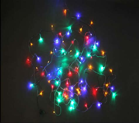 outdoor string flashing led lights christmas new led light strings light outdoor waterproof decoration light