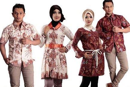 Baju Muslim Pasangan Modern terbaru contoh busana muslim modern nibinebu