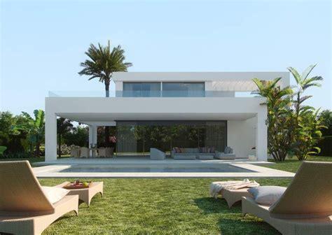 moderne villa nieuwe moderne villa aan de oostkant van marbella spanje