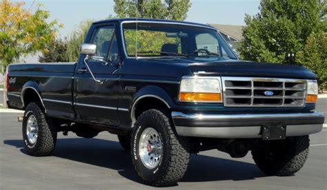 1993 Ford F250 by 1993 Ford F250 Xlt 4x4 Single Cab 87 000 Original