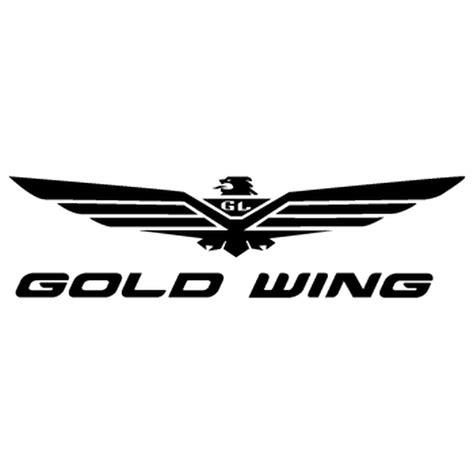 Goldwing Aufkleber by Honda Goldwing Logo 2013 Decal