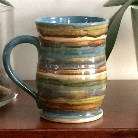 amaco glaze amaco potter s choice glazes in stripes pottery stripes