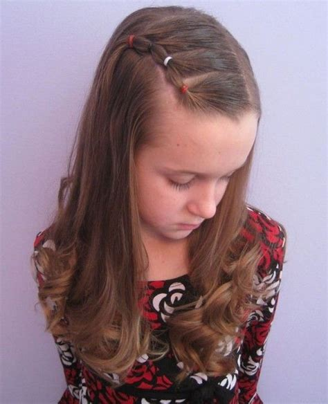 hairstyles for lil girl 14 cute and lovely hairstyles for little girls pretty