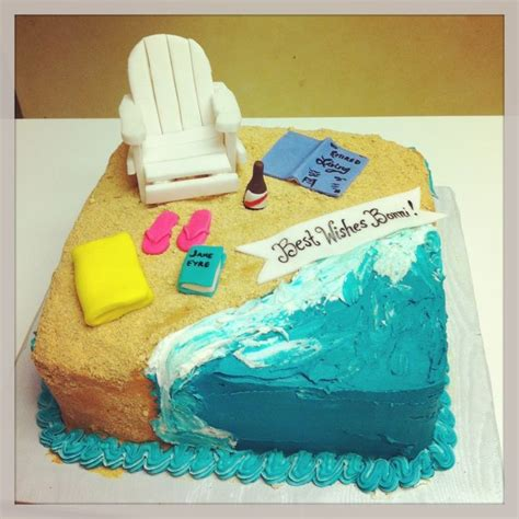 Retirement Cake Decorations by Themed Retirement Cake Decorating Cakes And