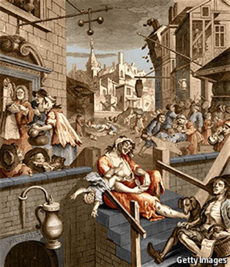 William And Mba Vs by Gin Vs William Hogarth