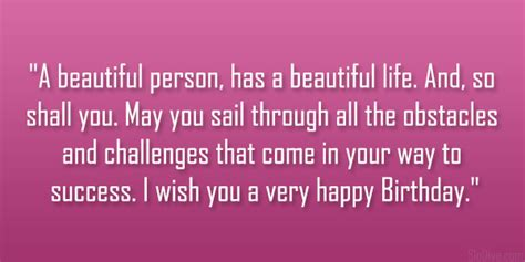 Birthday Quotes For A Beautiful Beautiful Quotes For Her Birthday Image Quotes At