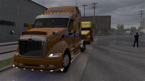 new peterbilt peterbilt 387 new sound v2 0 truck american truck