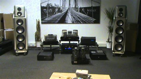 Speaker Sotta Ultimo 2 1 revel ultima salon wadia 581 and magnum dynalab md 208