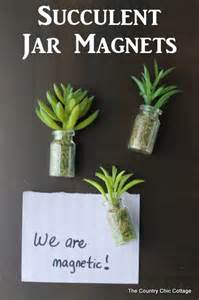 Mason Jar Flower Decorations 32 Super Creative Diy Succulent Crafts And Diys For You To