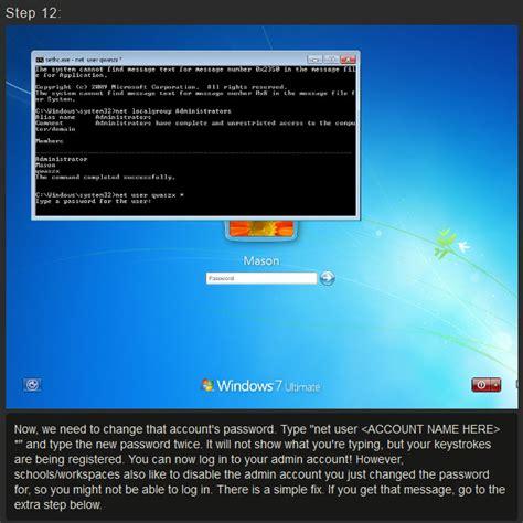 tutorial instal windows 7 pada komputer tutorial cara unlock windows 7 pada komputer anda
