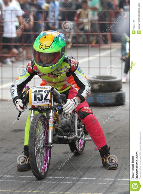 drag bike editorial stock image image  central