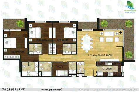 Villa Marina Floor Plan by Floor Plan Of Al Rayyana