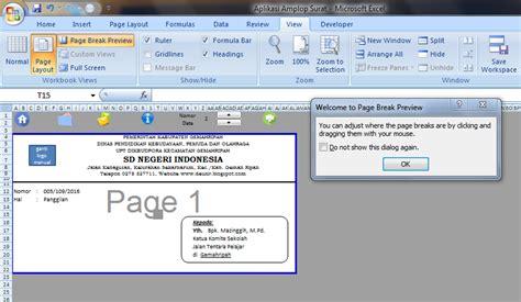 page layout artinya mengenal menu view pada microsoft excel deuniv