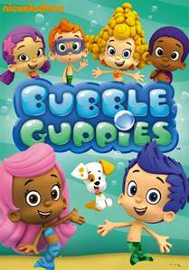 bubble guppies pictures pin