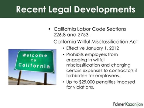 labor code section 226 avoiding liability legal dilemmas presented by engaging