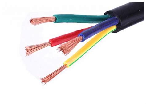 electrical wire sheathing pvc sheathed electrical cable wire with copper