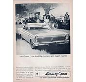 1965 Mercury Comet  Pinterest Cars