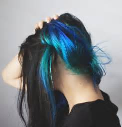 color underneath hairstyles hidden hair color hairstylegalleries com