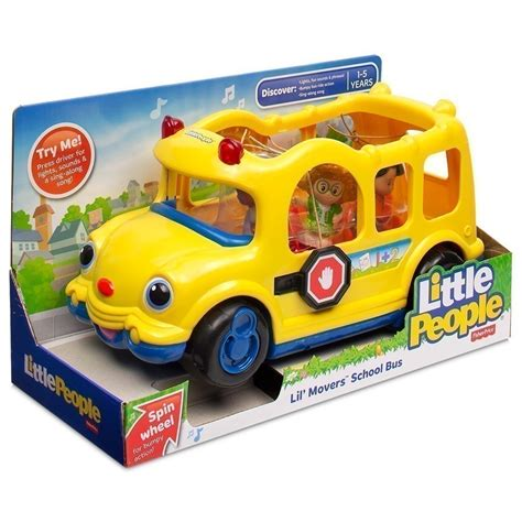 Fisherprice Littlepeople fisher price lil movers school