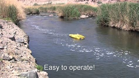 boat depth finder not working oceanscience z boat 1800 river hydrographic surveying