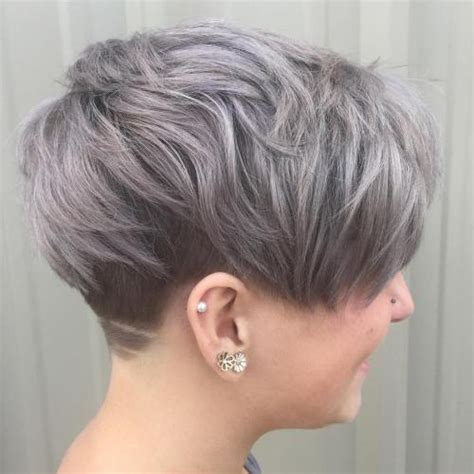 short hair cutts for fat faces over 45 50 cute looks with short hairstyles for round faces