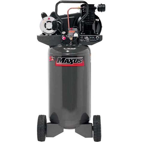maxus 26 gallon compressor tools air compressors air tools air compressors