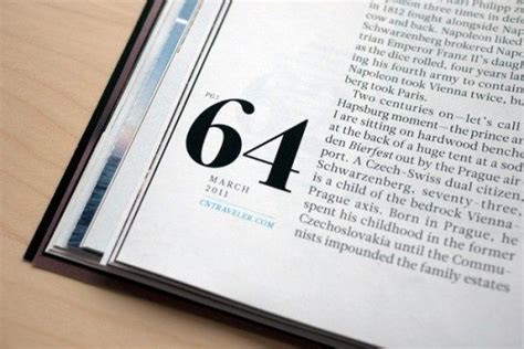 magazine layout numbers yearbook page number design google search pinteres