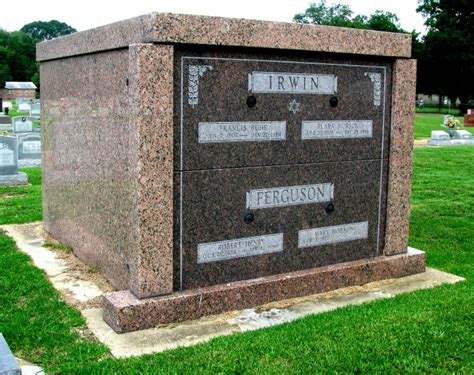 Granite Company Mausoleums From Davidson Marble Granite