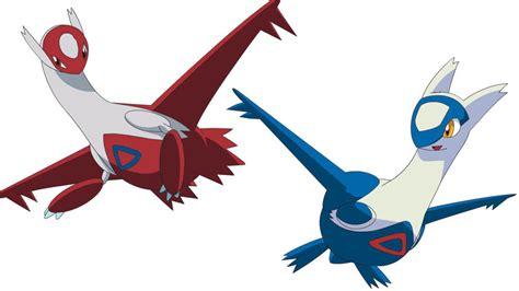 pokemon latios pokemon omega ruby and alpha sapphire latias and latios