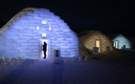 igloo house 17 igloos that are real grand designs and make you want to live in the snow metro news