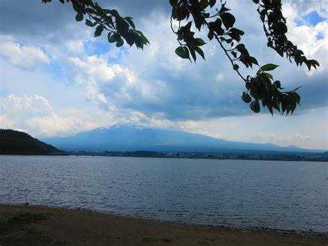 swan boats kawaguchi lake kawaguchi charms visitors with picturesque scenery