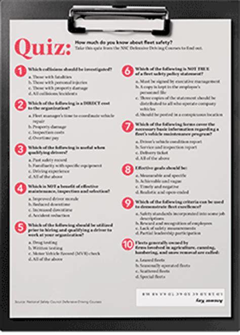 printable january quiz motor fleet safety january 2017 safety health magazine