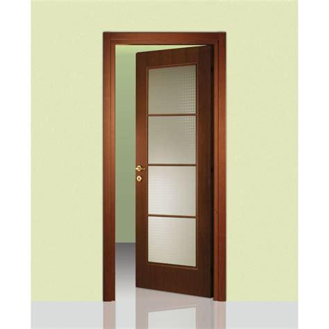 porte legno vetro porte interne in legno 664 vetro e traversi