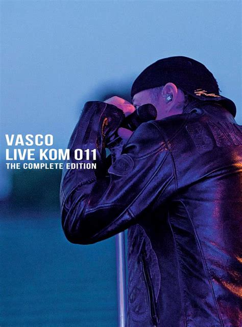 cover di vasco vasco kom011 the complete edition su in