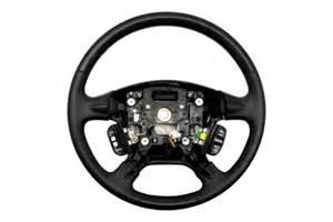 Steering Wheel For Honda Crv B I 174 Honda Cr V 2002 2006 Steering Wheel With Black Leather