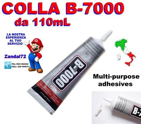 Lem Touchcrean B 7000 110ml 1 b 7000 110ml glue multipurpose adhesive jewelry cloth wood glass pvc copper ebay