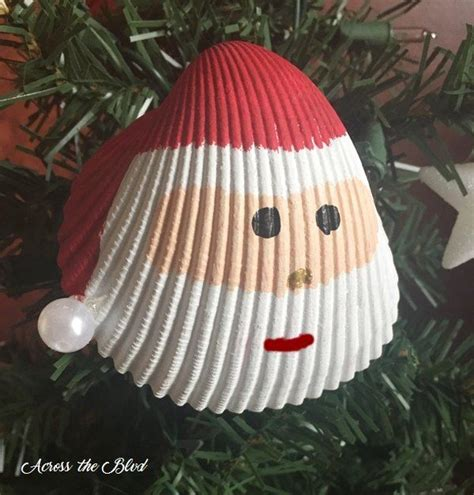christmas crafts with shells best 10 shell crafts ideas on shell seashell and nautical inspired