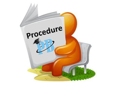 cara membuat teks prosedur yang baik teks prosedur membuat dan melakukan teks prosedur kompleks