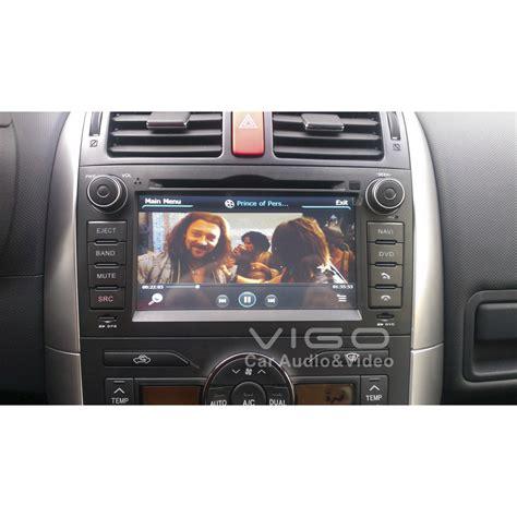 Car Radio Types by Toyota Sat Nav Types
