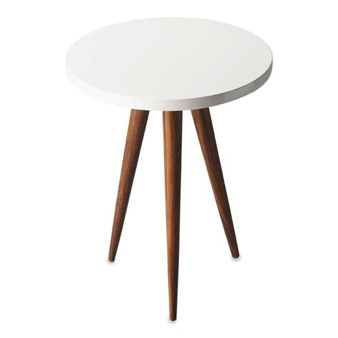 Table Tripod by Tripod End Table Levenger