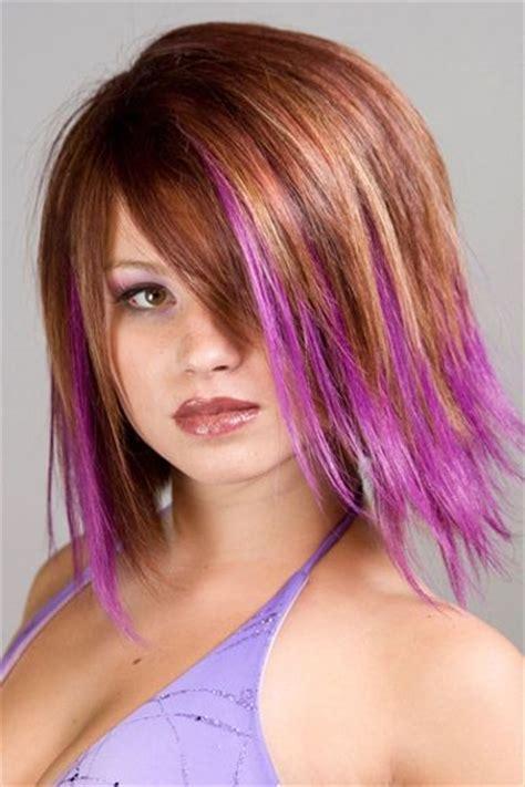 funky hair dye images  pinterest hair  beauty