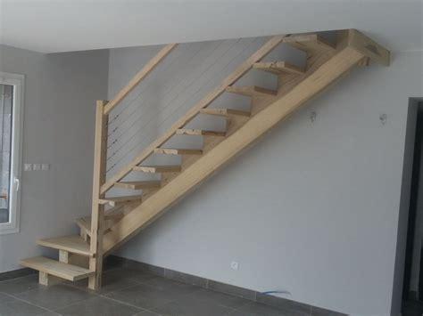 Fabriquer Un Escalier En Bois 4174 by Nivrem Limon Escalier Terrasse Bois Diverses Id 233 Es