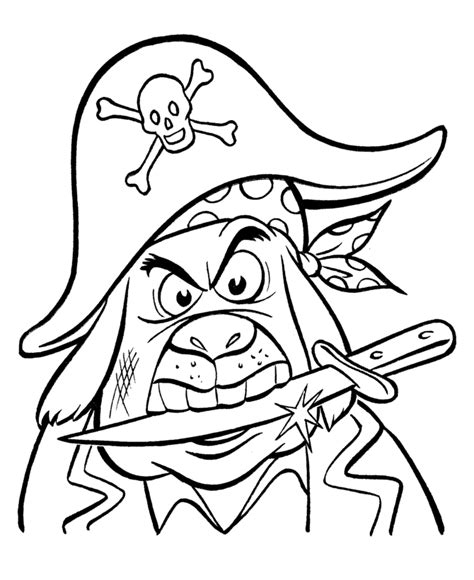 Pirate Coloring Pages Bestofcoloring Com Pirate Coloring Pages Coloring Home