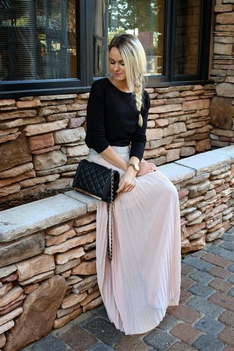 17 best ideas about pleated maxi on maxi