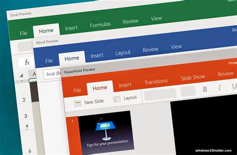 microsoft office for windows 10 is available now windows