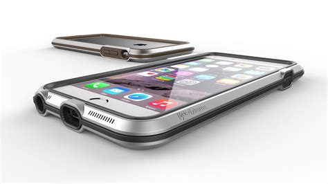 High Class Aluminium Bumper Iphone 66s xtreme aluminum for iphone 6 6s by bricwave 187 gadget flow